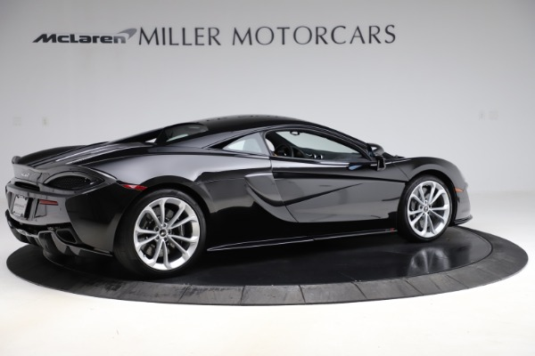 Used 2019 McLaren 570S for sale $177,900 at Rolls-Royce Motor Cars Greenwich in Greenwich CT 06830 7