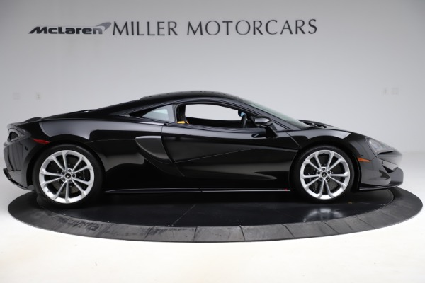 Used 2019 McLaren 570S for sale $177,900 at Rolls-Royce Motor Cars Greenwich in Greenwich CT 06830 8