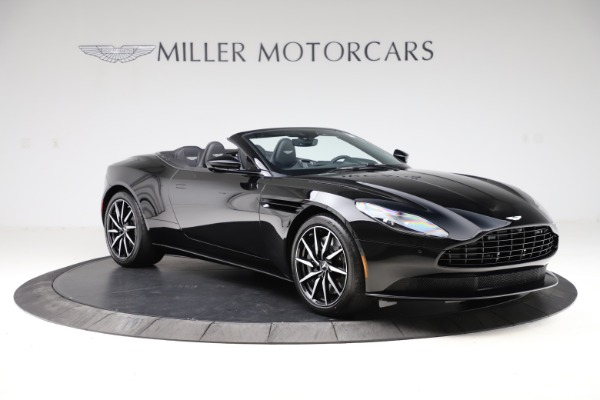 New 2021 Aston Martin DB11 Volante Convertible for sale $254,416 at Rolls-Royce Motor Cars Greenwich in Greenwich CT 06830 10