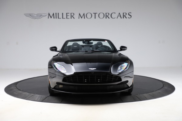 New 2021 Aston Martin DB11 Volante for sale $254,416 at Rolls-Royce Motor Cars Greenwich in Greenwich CT 06830 11