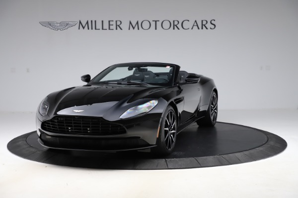 New 2021 Aston Martin DB11 Volante Convertible for sale $254,416 at Rolls-Royce Motor Cars Greenwich in Greenwich CT 06830 12