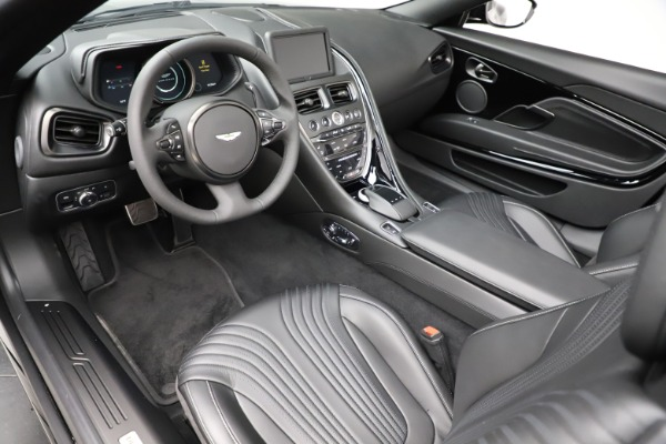 New 2021 Aston Martin DB11 Volante for sale $254,416 at Rolls-Royce Motor Cars Greenwich in Greenwich CT 06830 13