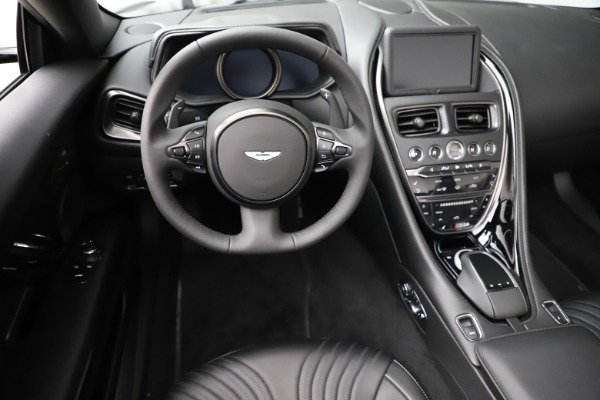 New 2021 Aston Martin DB11 Volante Convertible for sale $254,416 at Rolls-Royce Motor Cars Greenwich in Greenwich CT 06830 17