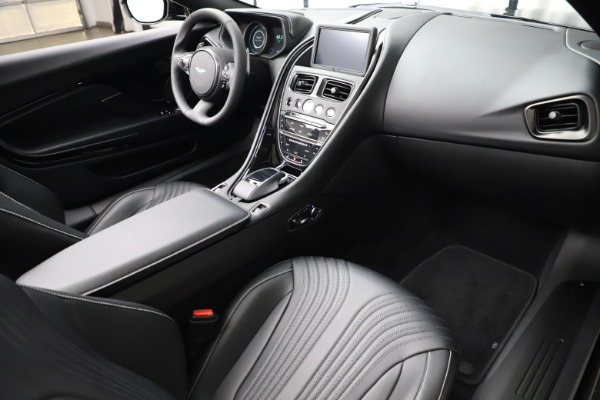 New 2021 Aston Martin DB11 Volante for sale $254,416 at Rolls-Royce Motor Cars Greenwich in Greenwich CT 06830 19