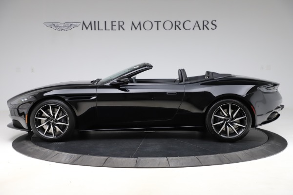 New 2021 Aston Martin DB11 Volante Convertible for sale $254,416 at Rolls-Royce Motor Cars Greenwich in Greenwich CT 06830 2