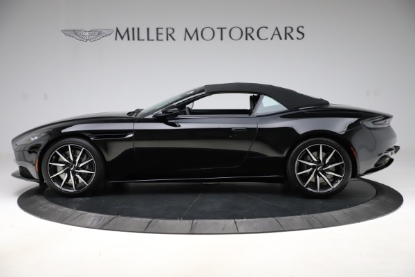 New 2021 Aston Martin DB11 Volante Convertible for sale $254,416 at Rolls-Royce Motor Cars Greenwich in Greenwich CT 06830 25