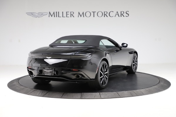 New 2021 Aston Martin DB11 Volante Convertible for sale $254,416 at Rolls-Royce Motor Cars Greenwich in Greenwich CT 06830 27