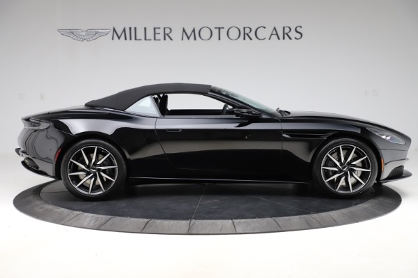 New 2021 Aston Martin DB11 Volante Convertible for sale $254,416 at Rolls-Royce Motor Cars Greenwich in Greenwich CT 06830 28