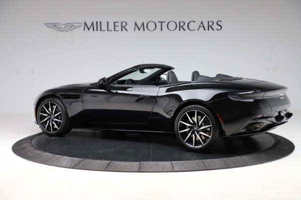 New 2021 Aston Martin DB11 Volante Convertible for sale $254,416 at Rolls-Royce Motor Cars Greenwich in Greenwich CT 06830 3