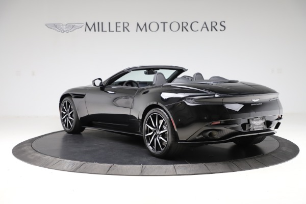 New 2021 Aston Martin DB11 Volante Convertible for sale $254,416 at Rolls-Royce Motor Cars Greenwich in Greenwich CT 06830 4