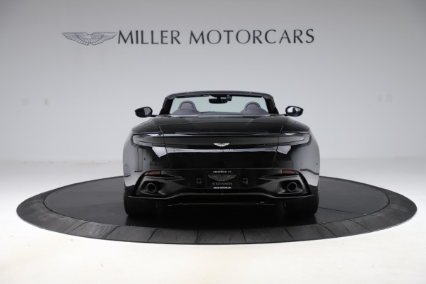 New 2021 Aston Martin DB11 Volante Convertible for sale $254,416 at Rolls-Royce Motor Cars Greenwich in Greenwich CT 06830 5
