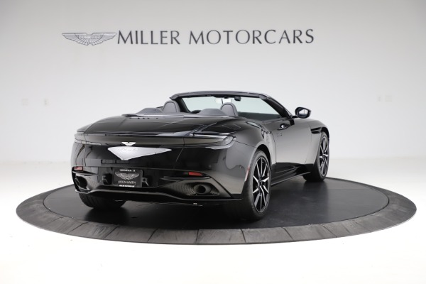 New 2021 Aston Martin DB11 Volante for sale $254,416 at Rolls-Royce Motor Cars Greenwich in Greenwich CT 06830 6