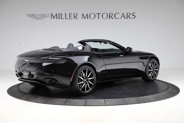 New 2021 Aston Martin DB11 Volante Convertible for sale $254,416 at Rolls-Royce Motor Cars Greenwich in Greenwich CT 06830 7