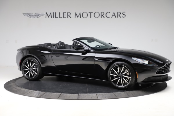 New 2021 Aston Martin DB11 Volante Convertible for sale $254,416 at Rolls-Royce Motor Cars Greenwich in Greenwich CT 06830 9