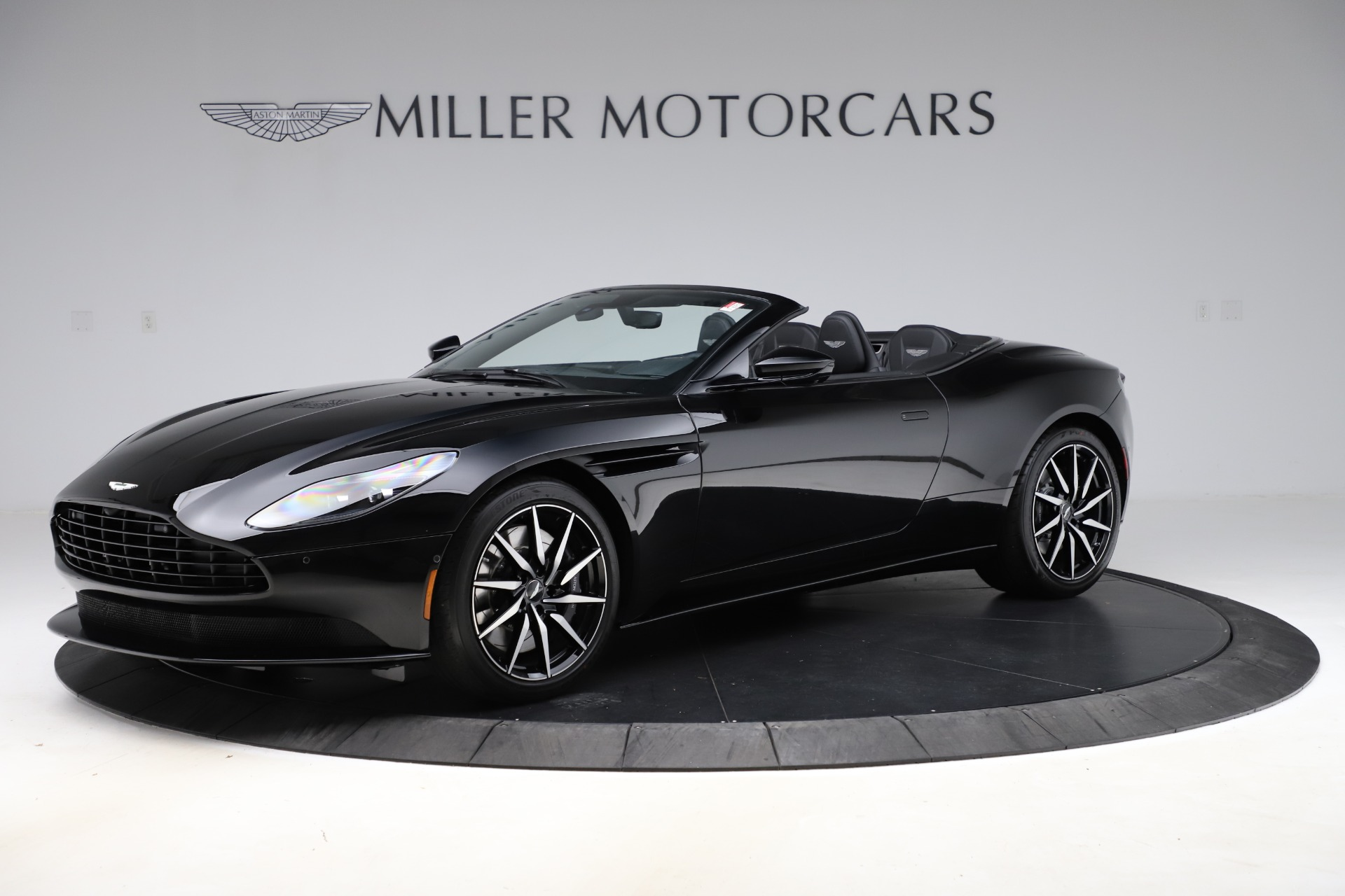 New 2021 Aston Martin DB11 Volante Convertible for sale $254,416 at Rolls-Royce Motor Cars Greenwich in Greenwich CT 06830 1