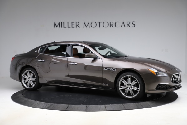 Used 2018 Maserati Quattroporte S Q4 GranLusso for sale Sold at Rolls-Royce Motor Cars Greenwich in Greenwich CT 06830 10