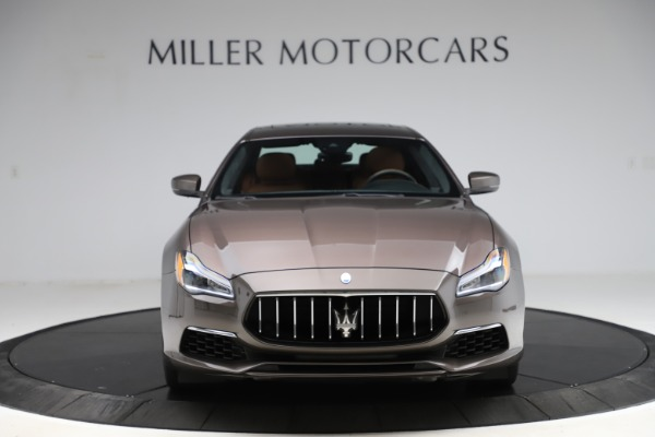 Used 2018 Maserati Quattroporte S Q4 GranLusso for sale Sold at Rolls-Royce Motor Cars Greenwich in Greenwich CT 06830 12