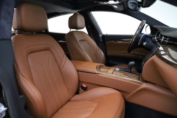 Used 2018 Maserati Quattroporte S Q4 GranLusso for sale Sold at Rolls-Royce Motor Cars Greenwich in Greenwich CT 06830 23