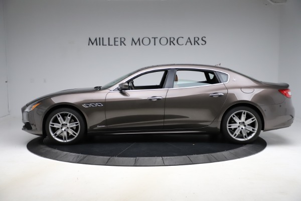 Used 2018 Maserati Quattroporte S Q4 GranLusso for sale Sold at Rolls-Royce Motor Cars Greenwich in Greenwich CT 06830 3