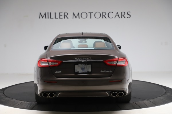 Used 2018 Maserati Quattroporte S Q4 GranLusso for sale Sold at Rolls-Royce Motor Cars Greenwich in Greenwich CT 06830 6