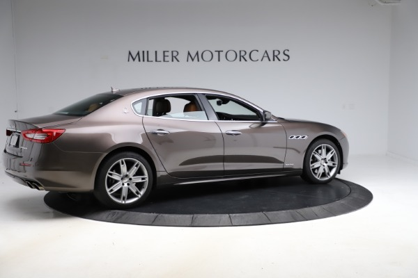 Used 2018 Maserati Quattroporte S Q4 GranLusso for sale Sold at Rolls-Royce Motor Cars Greenwich in Greenwich CT 06830 8