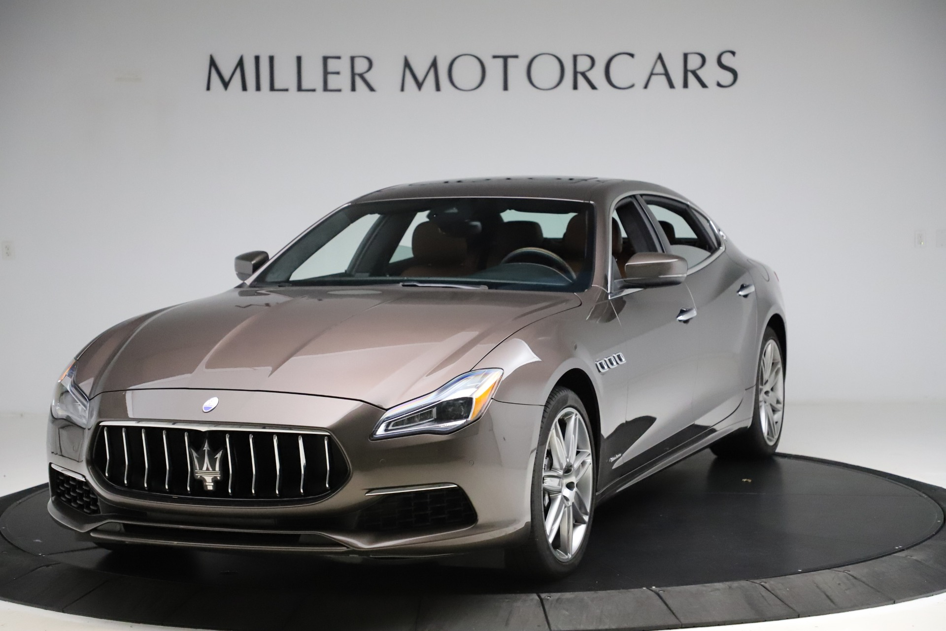 Used 2018 Maserati Quattroporte S Q4 GranLusso for sale Sold at Rolls-Royce Motor Cars Greenwich in Greenwich CT 06830 1