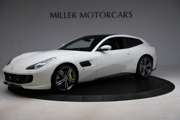Used 2020 Ferrari GTC4Lusso for sale Sold at Rolls-Royce Motor Cars Greenwich in Greenwich CT 06830 2