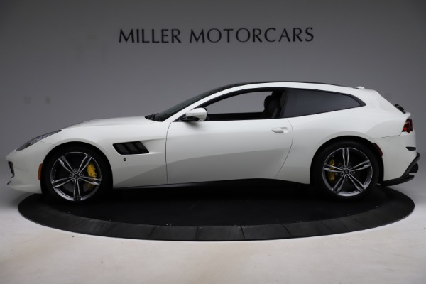 Used 2020 Ferrari GTC4Lusso for sale Sold at Rolls-Royce Motor Cars Greenwich in Greenwich CT 06830 3