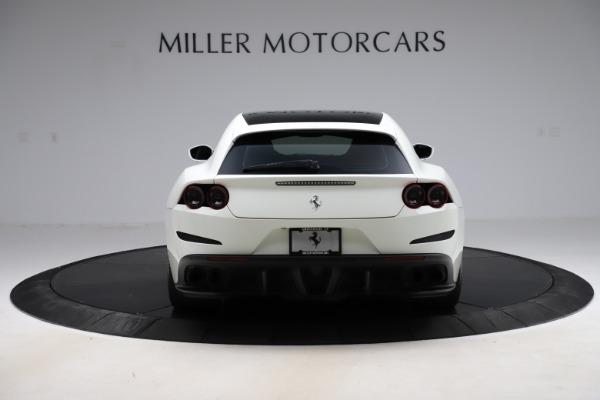 Used 2020 Ferrari GTC4Lusso for sale Sold at Rolls-Royce Motor Cars Greenwich in Greenwich CT 06830 6