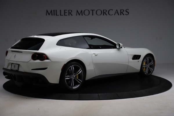 Used 2020 Ferrari GTC4Lusso for sale Sold at Rolls-Royce Motor Cars Greenwich in Greenwich CT 06830 8