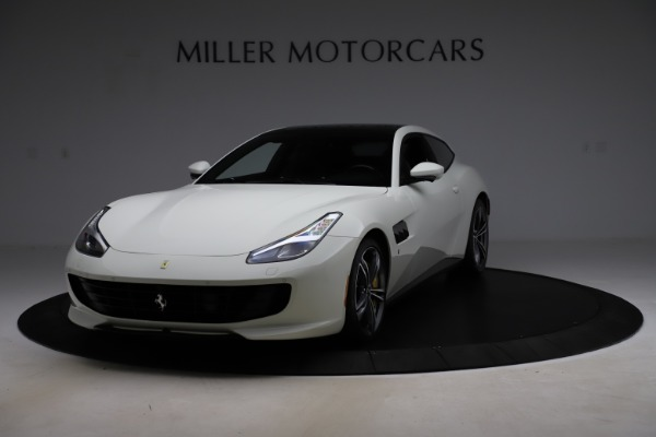 Used 2020 Ferrari GTC4Lusso for sale Sold at Rolls-Royce Motor Cars Greenwich in Greenwich CT 06830 1