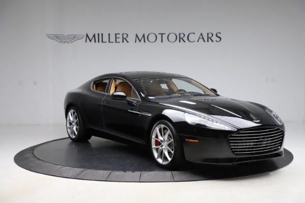 Used 2016 Aston Martin Rapide S for sale $123,900 at Rolls-Royce Motor Cars Greenwich in Greenwich CT 06830 10