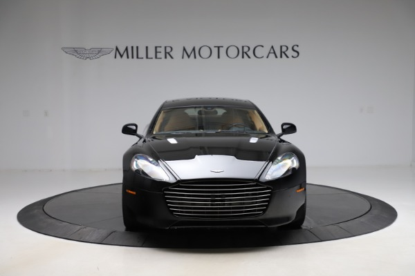 Used 2016 Aston Martin Rapide S for sale $123,900 at Rolls-Royce Motor Cars Greenwich in Greenwich CT 06830 11
