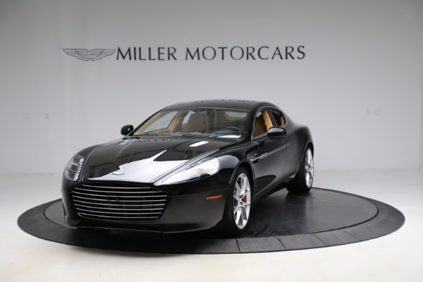 Used 2016 Aston Martin Rapide S for sale $123,900 at Rolls-Royce Motor Cars Greenwich in Greenwich CT 06830 12