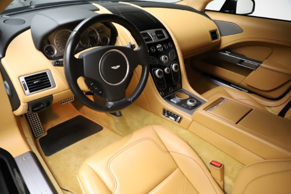 Used 2016 Aston Martin Rapide S for sale $123,900 at Rolls-Royce Motor Cars Greenwich in Greenwich CT 06830 13