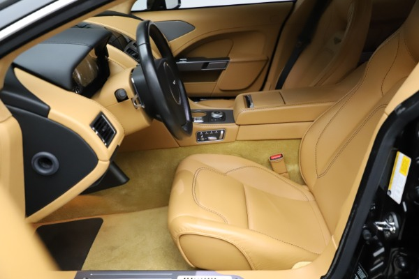 Used 2016 Aston Martin Rapide S for sale $123,900 at Rolls-Royce Motor Cars Greenwich in Greenwich CT 06830 14