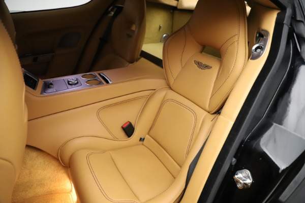 Used 2016 Aston Martin Rapide S for sale $123,900 at Rolls-Royce Motor Cars Greenwich in Greenwich CT 06830 17
