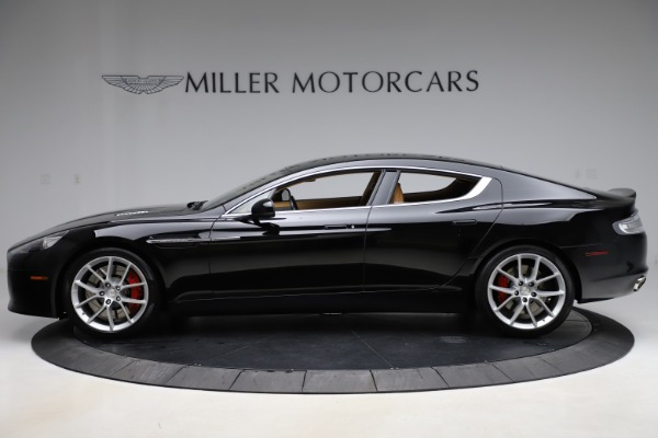 Used 2016 Aston Martin Rapide S for sale $123,900 at Rolls-Royce Motor Cars Greenwich in Greenwich CT 06830 2