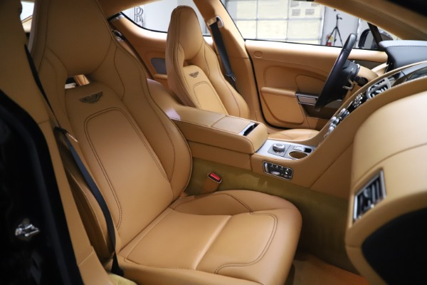 Used 2016 Aston Martin Rapide S for sale $123,900 at Rolls-Royce Motor Cars Greenwich in Greenwich CT 06830 22
