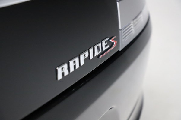 Used 2016 Aston Martin Rapide S for sale $123,900 at Rolls-Royce Motor Cars Greenwich in Greenwich CT 06830 27
