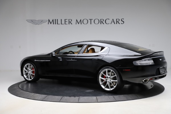 Used 2016 Aston Martin Rapide S for sale $123,900 at Rolls-Royce Motor Cars Greenwich in Greenwich CT 06830 3