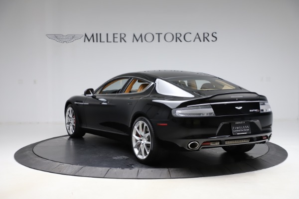 Used 2016 Aston Martin Rapide S for sale $123,900 at Rolls-Royce Motor Cars Greenwich in Greenwich CT 06830 4