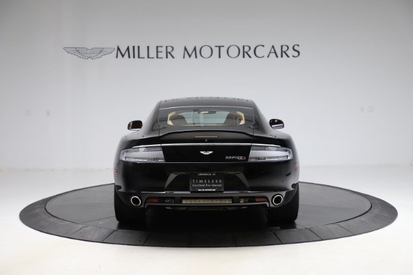 Used 2016 Aston Martin Rapide S for sale $123,900 at Rolls-Royce Motor Cars Greenwich in Greenwich CT 06830 5