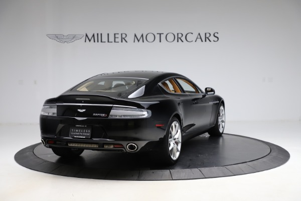 Used 2016 Aston Martin Rapide S for sale $123,900 at Rolls-Royce Motor Cars Greenwich in Greenwich CT 06830 6