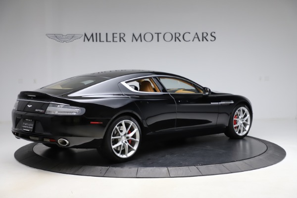 Used 2016 Aston Martin Rapide S for sale $123,900 at Rolls-Royce Motor Cars Greenwich in Greenwich CT 06830 7