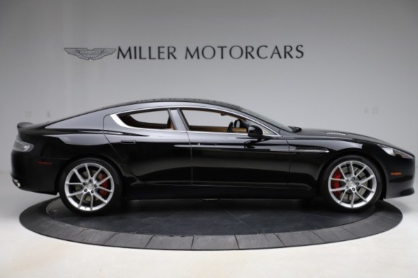 Used 2016 Aston Martin Rapide S for sale $123,900 at Rolls-Royce Motor Cars Greenwich in Greenwich CT 06830 8