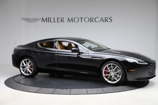 Used 2016 Aston Martin Rapide S for sale $123,900 at Rolls-Royce Motor Cars Greenwich in Greenwich CT 06830 9