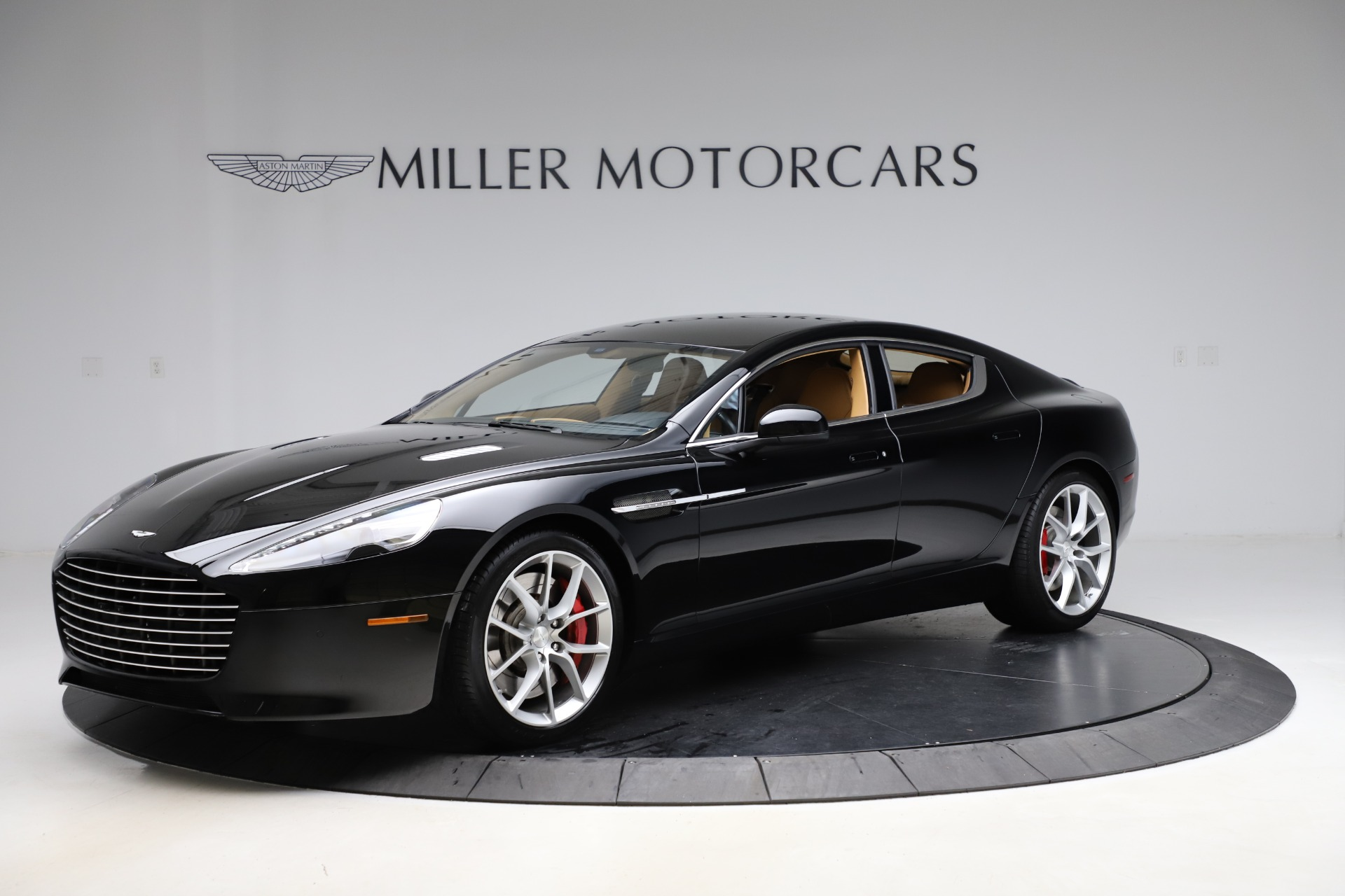 Used 2016 Aston Martin Rapide S for sale $123,900 at Rolls-Royce Motor Cars Greenwich in Greenwich CT 06830 1