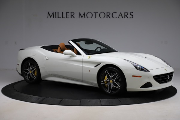 Used 2018 Ferrari California T for sale $169,900 at Rolls-Royce Motor Cars Greenwich in Greenwich CT 06830 10