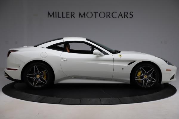 Used 2018 Ferrari California T for sale $169,900 at Rolls-Royce Motor Cars Greenwich in Greenwich CT 06830 15